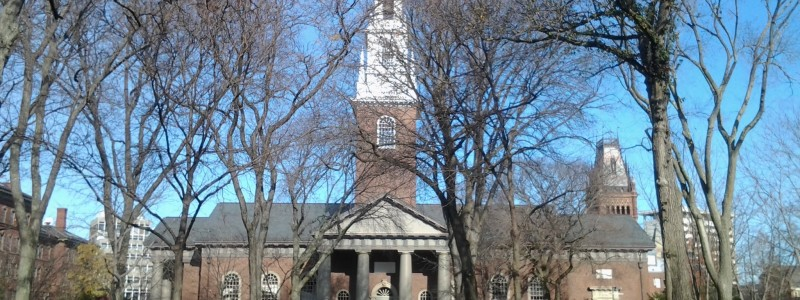 Memorial Church, Harvard Yard